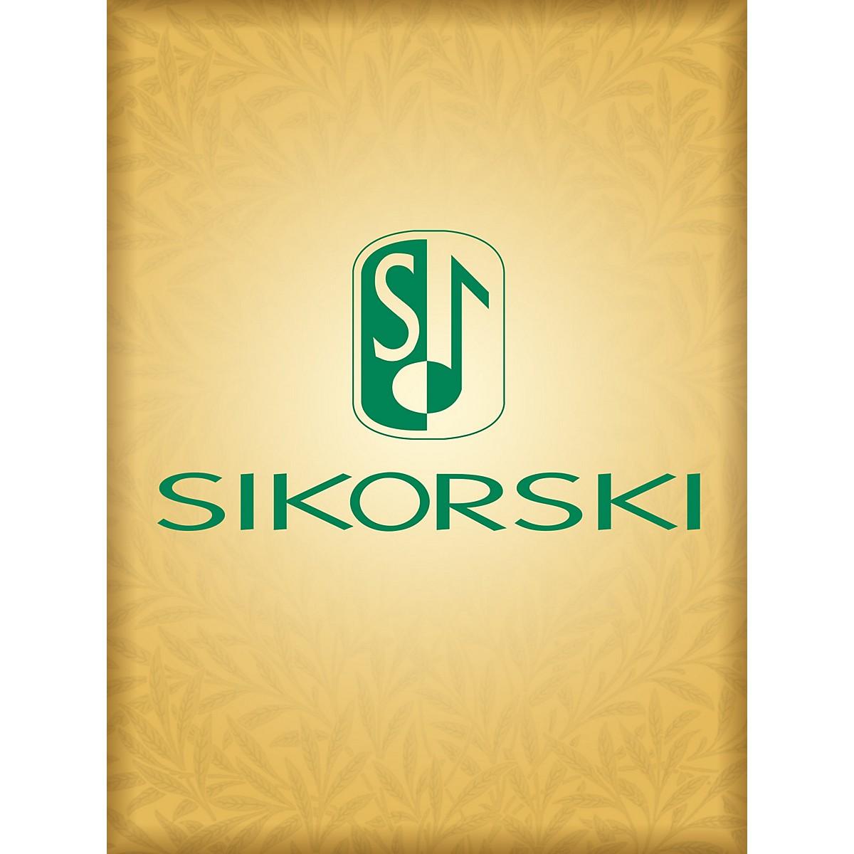 Sikorski Freue Dich Sonata For Violin & Cello String Ensemble Series by Sofia Gubaidulina