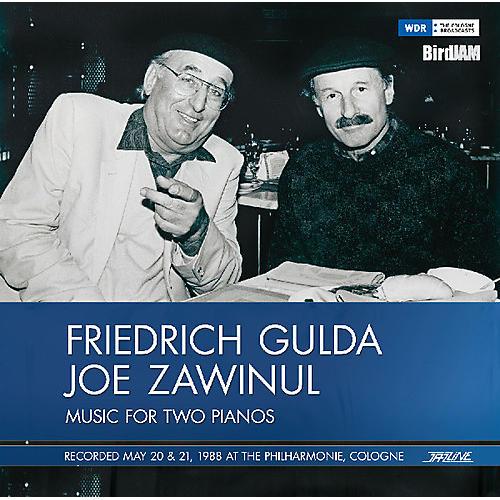 Alliance Friedrich Gulda & Zawinul, Joe - Music for Two Pianos