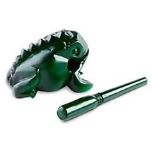 Frog Guiro Green Medium