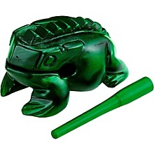 Frog Guiro Green Xl