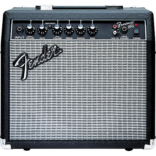 Fender Frontman 15G Guitar Combo Amp