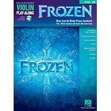 Hal Leonard Frozen - Violin Play-Along Volume 48 Book/Online Audio
