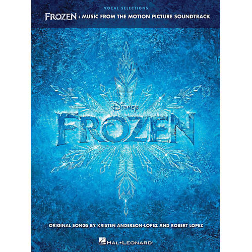 Hal Leonard Frozen - Vocal Selections (Voice With Piano Accompaniment)