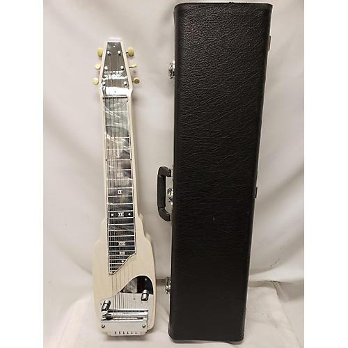 used fender fs52 solid body electric guitar white guitar center. Black Bedroom Furniture Sets. Home Design Ideas