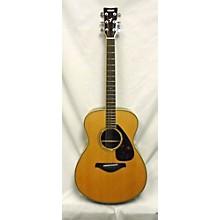 Yamaha Fs730s Acoustic Guitar
