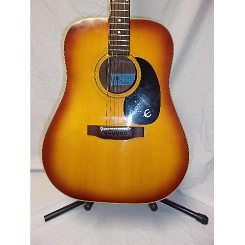 Epiphone Ft-145 Acoustic Guitar