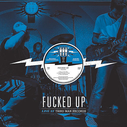 Alliance Fucked Up - Live At Third Man Records