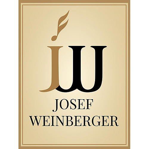Joseph Weinberger Fugue in F Major (Organ Solo) Weinberger Series