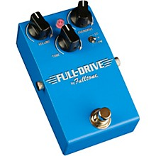 Fulltone Full-Drive 1 Overdrive Effects Pedal