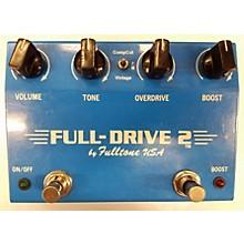Fulltone Full Drive 2 Effect Pedal