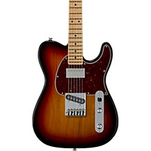 Fullerton Deluxe ASAT Classic Bluesboy Maple Fingerboard Electric Guitar 3-Tone Sunburst