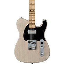 Fullerton Deluxe ASAT Classic Bluesboy Maple Fingerboard Electric Guitar Blonde
