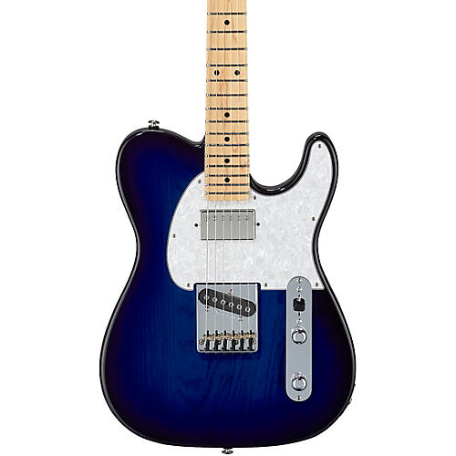 G&L Fullerton Deluxe ASAT Classic Bluesboy Maple Fingerboard Electric Guitar