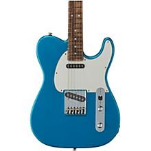 Fullerton Deluxe ASAT Classic Caribbean Rosewood Fingerboard Electric Guitar Lake Placid Blue