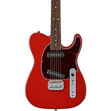 Fullerton Deluxe ASAT Special Caribbean Rosewood Fingerboard Electric Guitar Fullerton Red