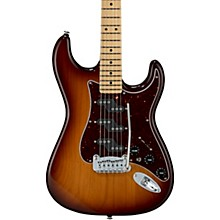 Fullerton Deluxe Comanche Maple Fingerboard Electric Guitar Old School Tobacco