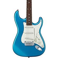 Fullerton Deluxe Legacy Electric Guitar Caribbean Rosewood Fingerboard Lake Placid Blue