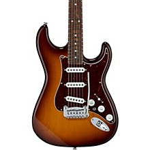 Fullerton Deluxe S-500 Caribbean Rosewood Fingerboard Electric Guitar Level 2 Old School Tobacco 190839906137