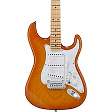 Fullerton Deluxe S-500 Maple Fingerboard Electric Guitar Honey Burst