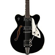 Fullerton Elite Electric Guitar Black