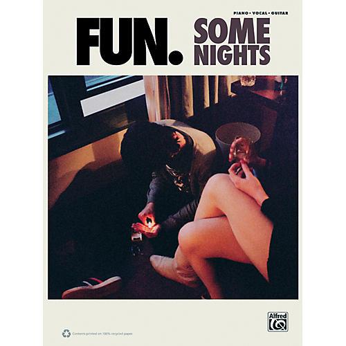Alfred Fun - Some Nights P/V/C Book