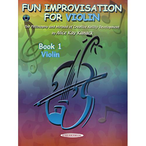 Alfred Fun Improvisation (Book/CD)
