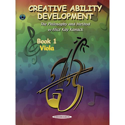 Alfred Fun Improvisation for ¦ Viola Book/CD