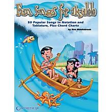 Centerstream Publishing Fun Songs for Ukulele Tab Book