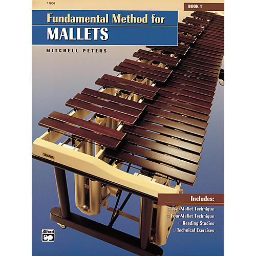 Alfred Fundamental Method for Mallets Book 1