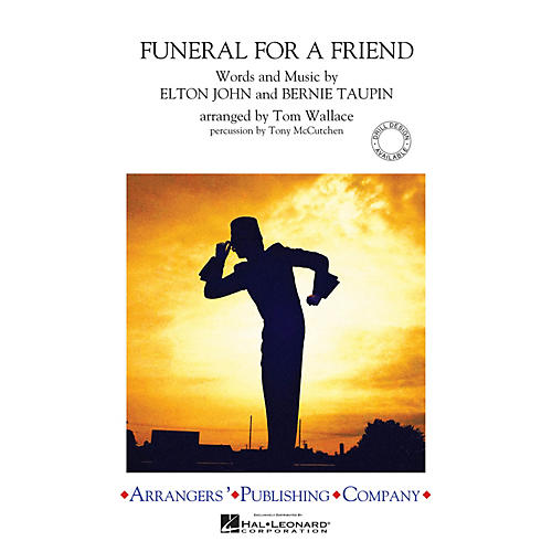 Arrangers Funeral for a Friend Marching Band Level 3 Arranged by Tom Wallace
