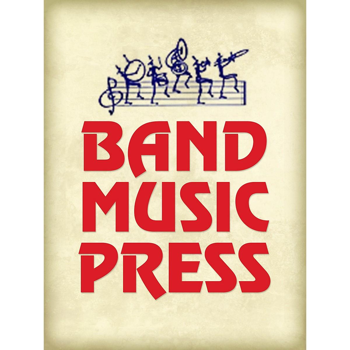 Band Music Press Funiculi, Funicula! Concert Band Level 2-2 1/2 Arranged by James Swearingen