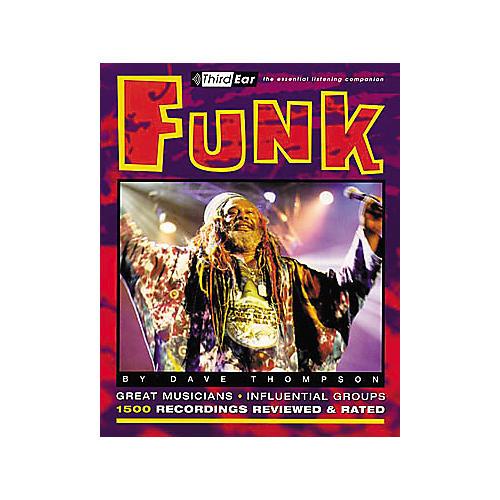 Backbeat Books Funk - Listening Companion Book