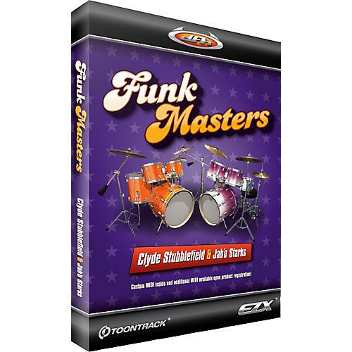 Toontrack FunkMasters EZX