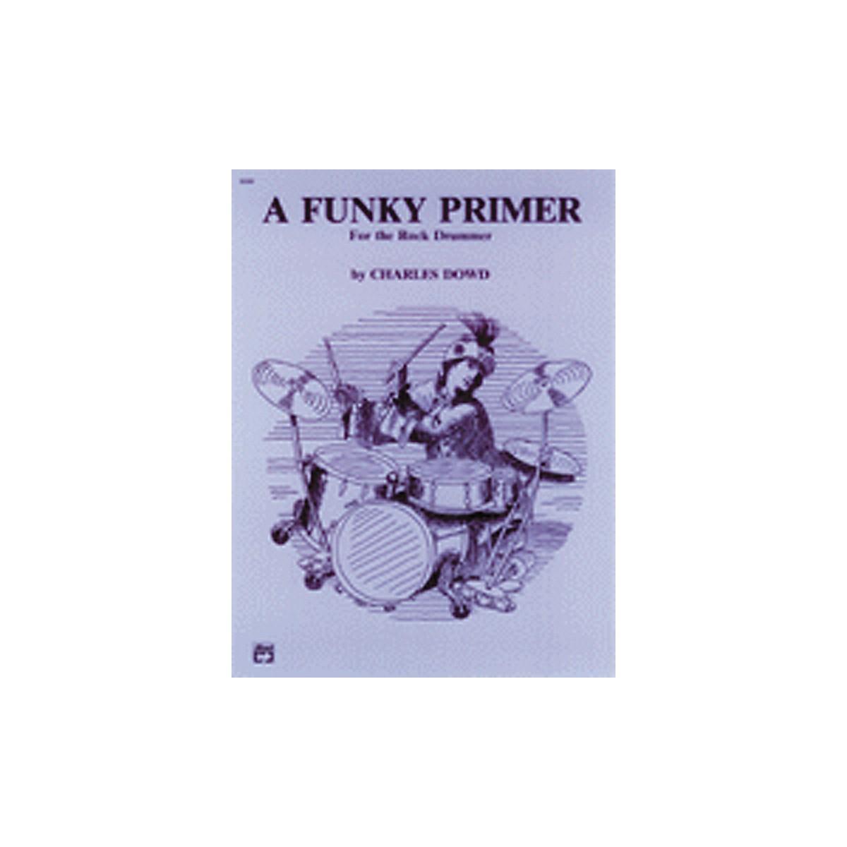 Alfred Funky Primer for Rock Drum