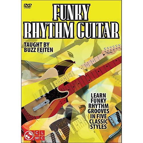 Cherry Lane Funky Rhythm Guitar (DVD)