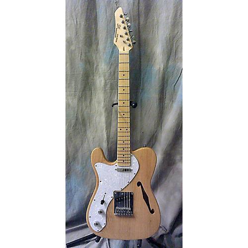 SX Furrian H Lefty Hollow Body Electric Guitar