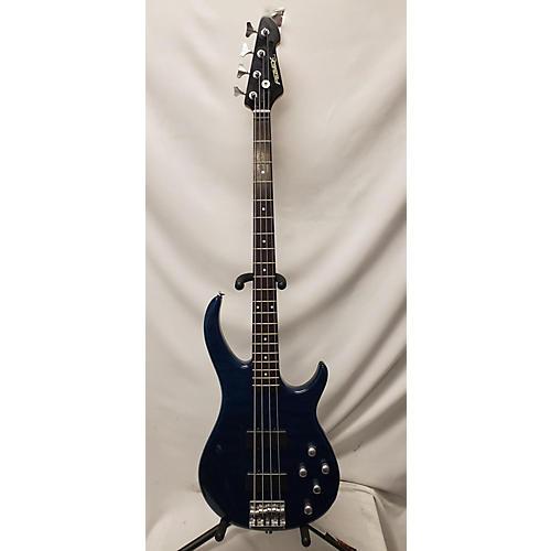 used peavey fury iv electric bass guitar trans blue guitar center. Black Bedroom Furniture Sets. Home Design Ideas
