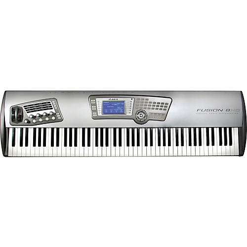 Alesis Fusion 8HD 88-Note Keyboard Workstation