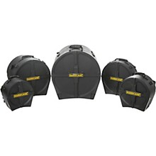 HARDCASE Fusion2 5-Piece Drum Case Set