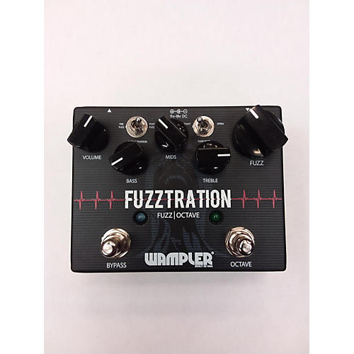 used wampler fuzz effect pedal guitar center. Black Bedroom Furniture Sets. Home Design Ideas