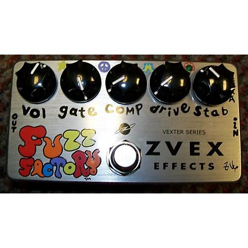 Zvex Fuzz Factory Effect Pedal