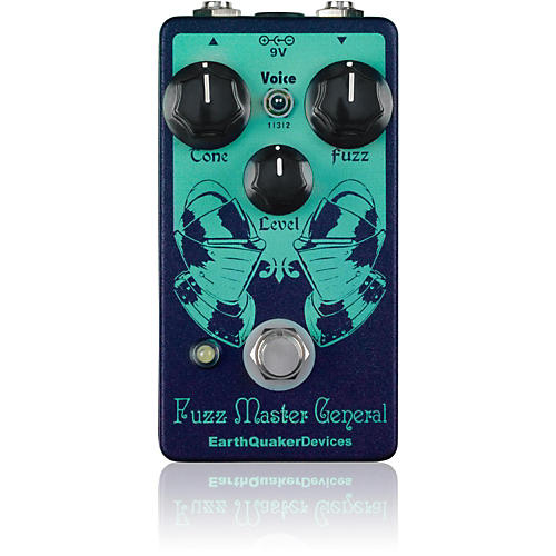 Earthquaker Devices Fuzz Master General Guitar Effects Pedal