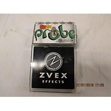 Zvex Fuzz Probe Vexter Distortion Effect Pedal