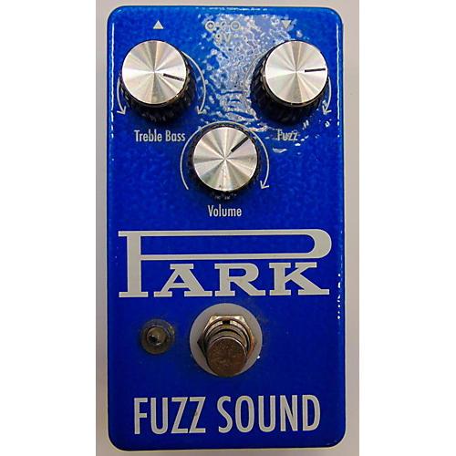 Park Amplifiers Fuzz Sound Effect Pedal