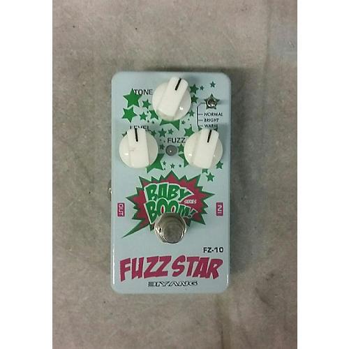 Biyang Fuzz Star Effect Pedal