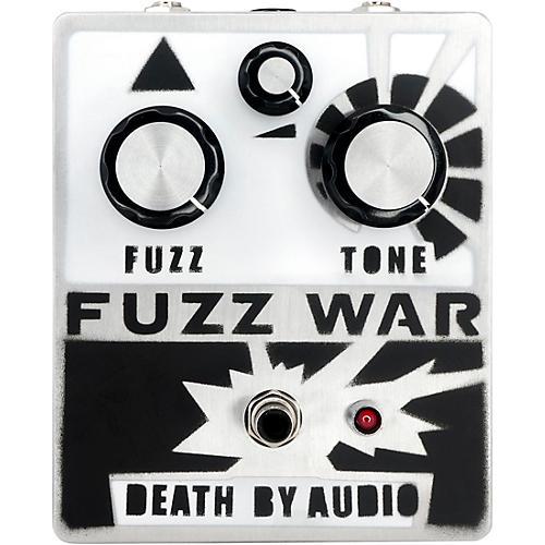 Death By Audio Fuzz War Effects Pedal