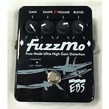 EBS FuzzMo Ultra High Gain Distortion Effect Pedal