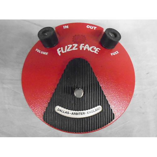 Dallas Arbiter Fuzzface Effect Pedal