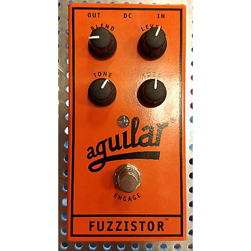 Aguilar Fuzzistor Effect Pedal