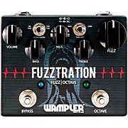 Fuzztration Fuzz Octave Guitar Effects Pedal